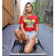 T-Shirt Capitan Marvel GBB 167