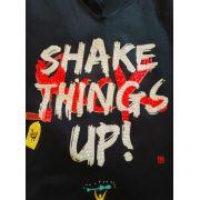 T-Shirt Chocker com Apliques PLT 42