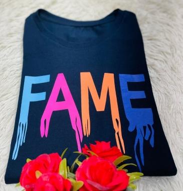 T-Shirt Fame WGR 50 - Marinho
