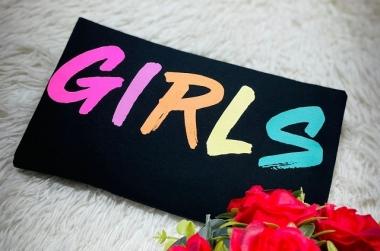T-Shirt Girls WGR 52 - Preto
