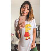 T-Shirt Long Lisa Simpson ATN 19
