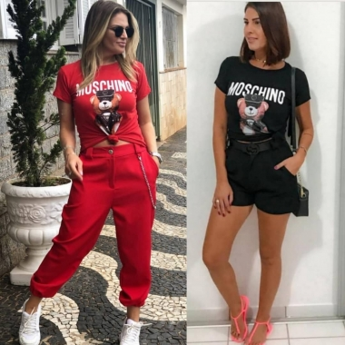 T-Shirt Moschino Urso NIU 18
