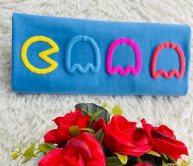 T-Shirt Pac Man WGR 30 - Azul