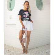 T-Shirt Pantera cor de Rosa GBB 135