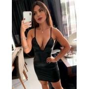 Vestido Alça Cirrê DMY 301