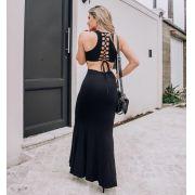 Vestido Canto da Sereia MLL 218