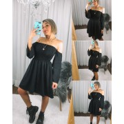 Vestido Curto Elastex Valentina MLL 294
