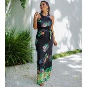 Vestido Gola Leblon MLL 142