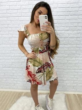 Vestido Isla Pasion ROR 94 - Estampa 04