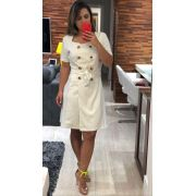 Vestido Linho Luxo Dsg 02