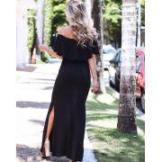 Vestido Longo Ciganinha MLL 43