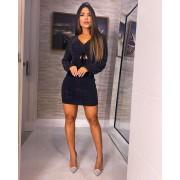 Vestido Lurex Bild BJD 35
