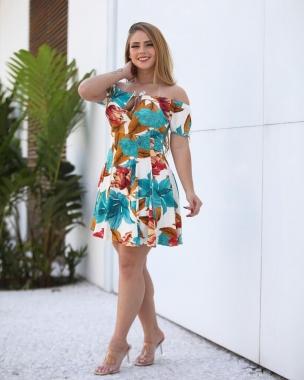 Vestido Punta Morena ROR 99 - Estampas Variadas
