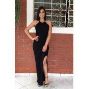 Vestido Viscol Tiras Costas MLL 41