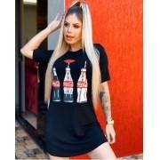 Vestido Viscolycra Coca Cola GER 356