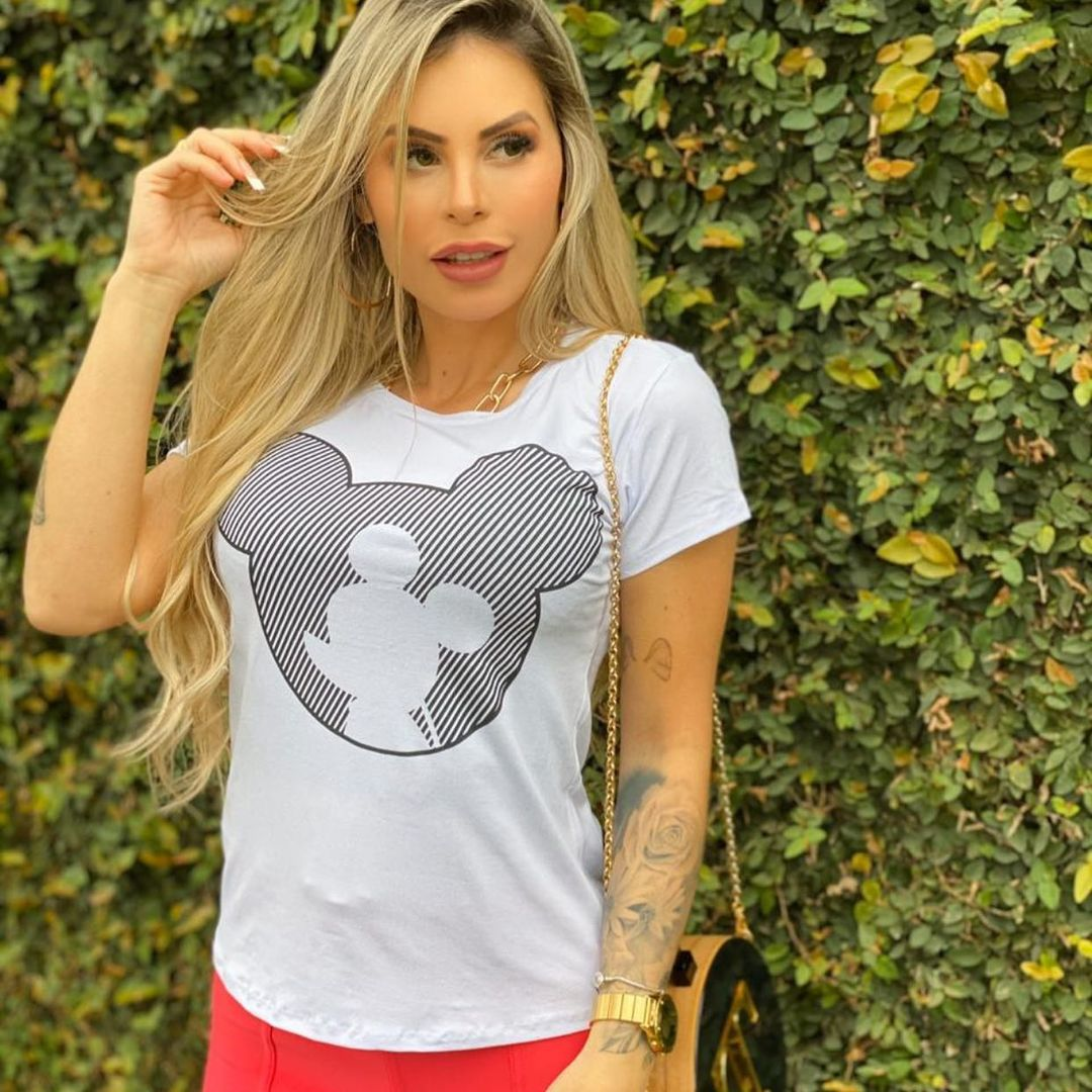 Baby Look Mickey Listras GER 383