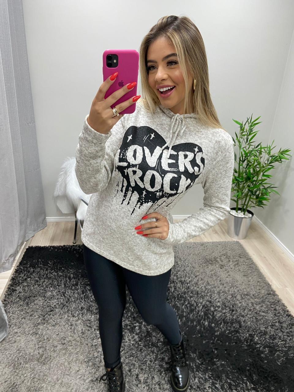 Blusa Mousse Lovers Rock VTT 01