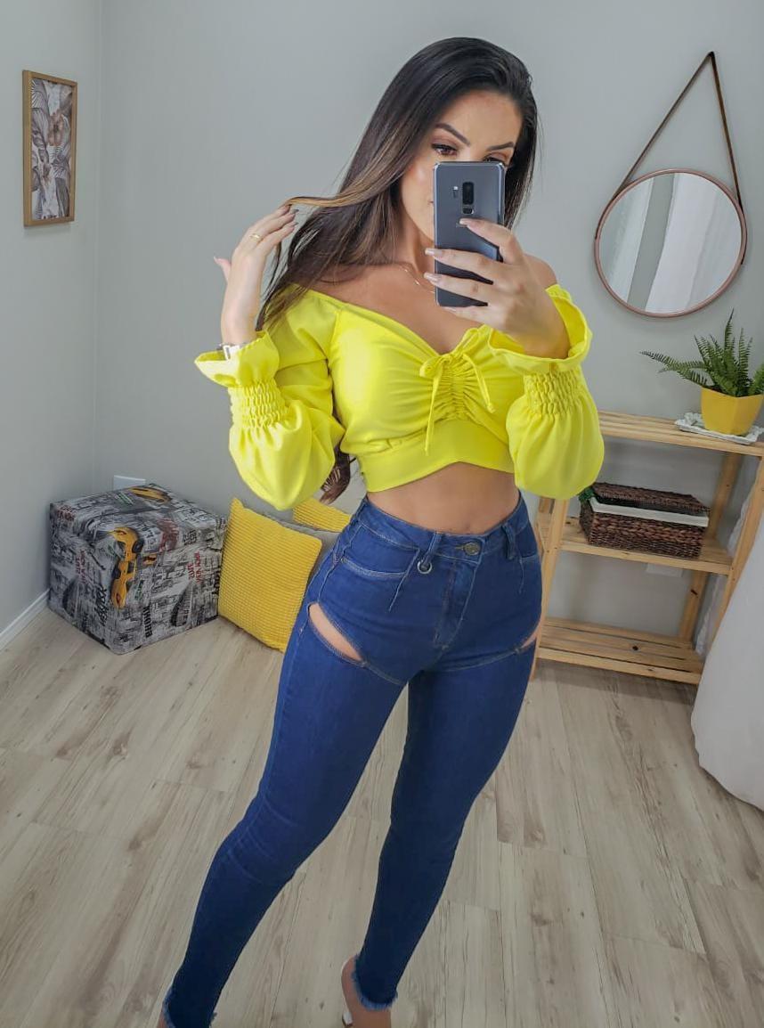 Blusa Pissarelles ELL 18