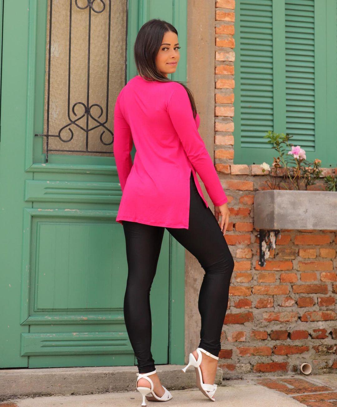 Blusa Vest Legging Mullet AZV 09