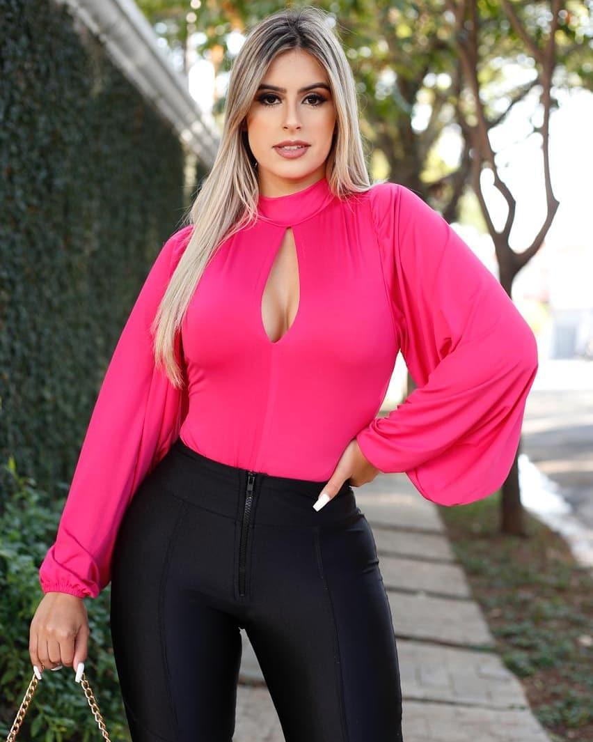 Body Fluity Gota JUR 11 Pink