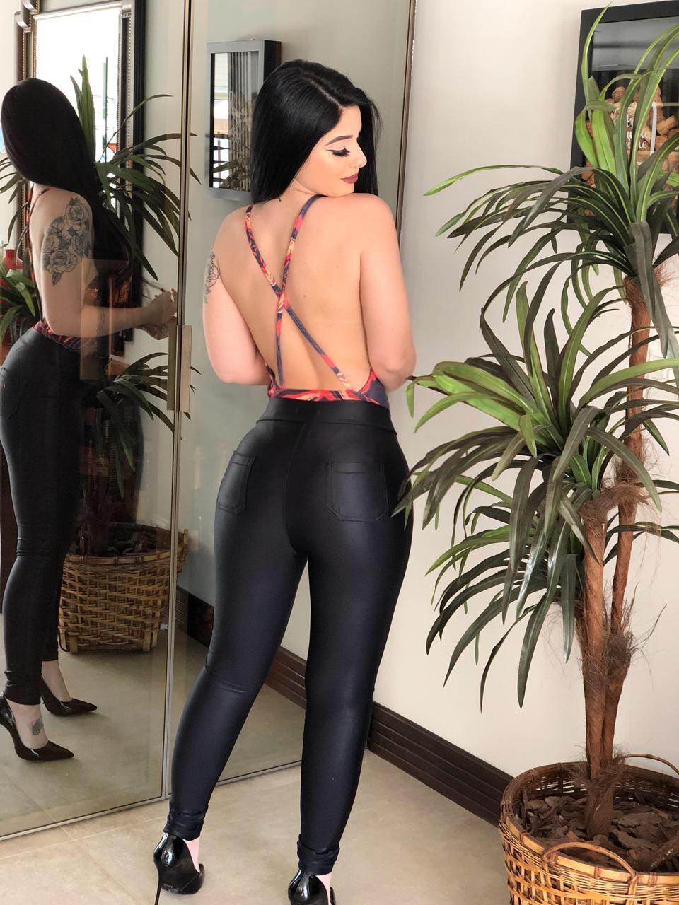 Calça Cirrê Skinny GOB 02