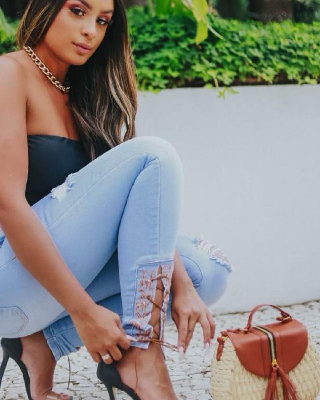 Calça Jeans Carmen CCJ 859