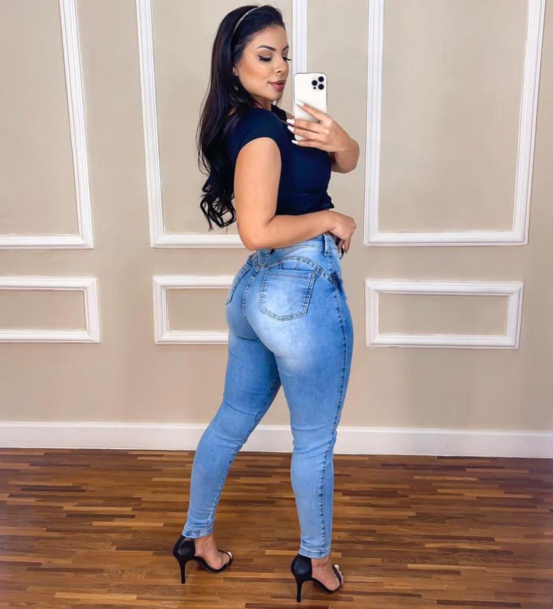 Calça Jeans Melinda MLD 9917