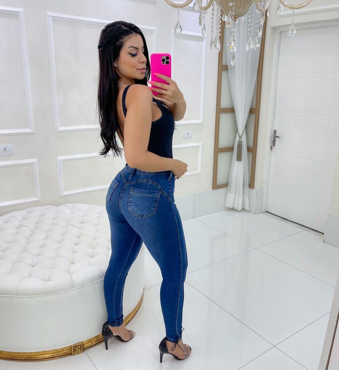 Calça Jeans Melinda MLD 9926