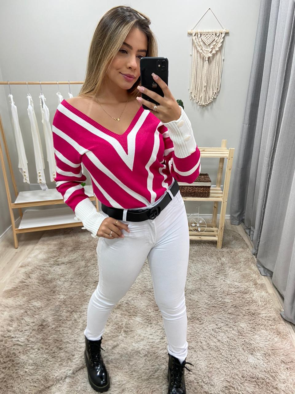 Calça Jeans Sal e Pimenta CJ 010