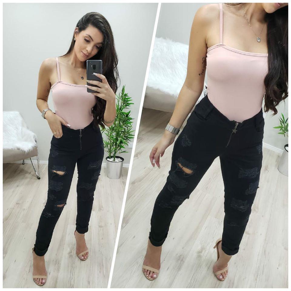 Calça Jeans Sal e Pimenta SPI 26