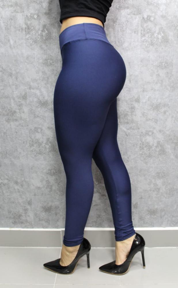 Calça Legging Básica TOD 17 Azul