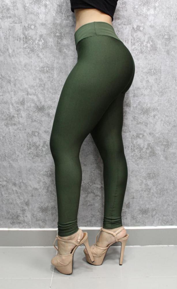 Calça Legging Básica TOD 17 Verde
