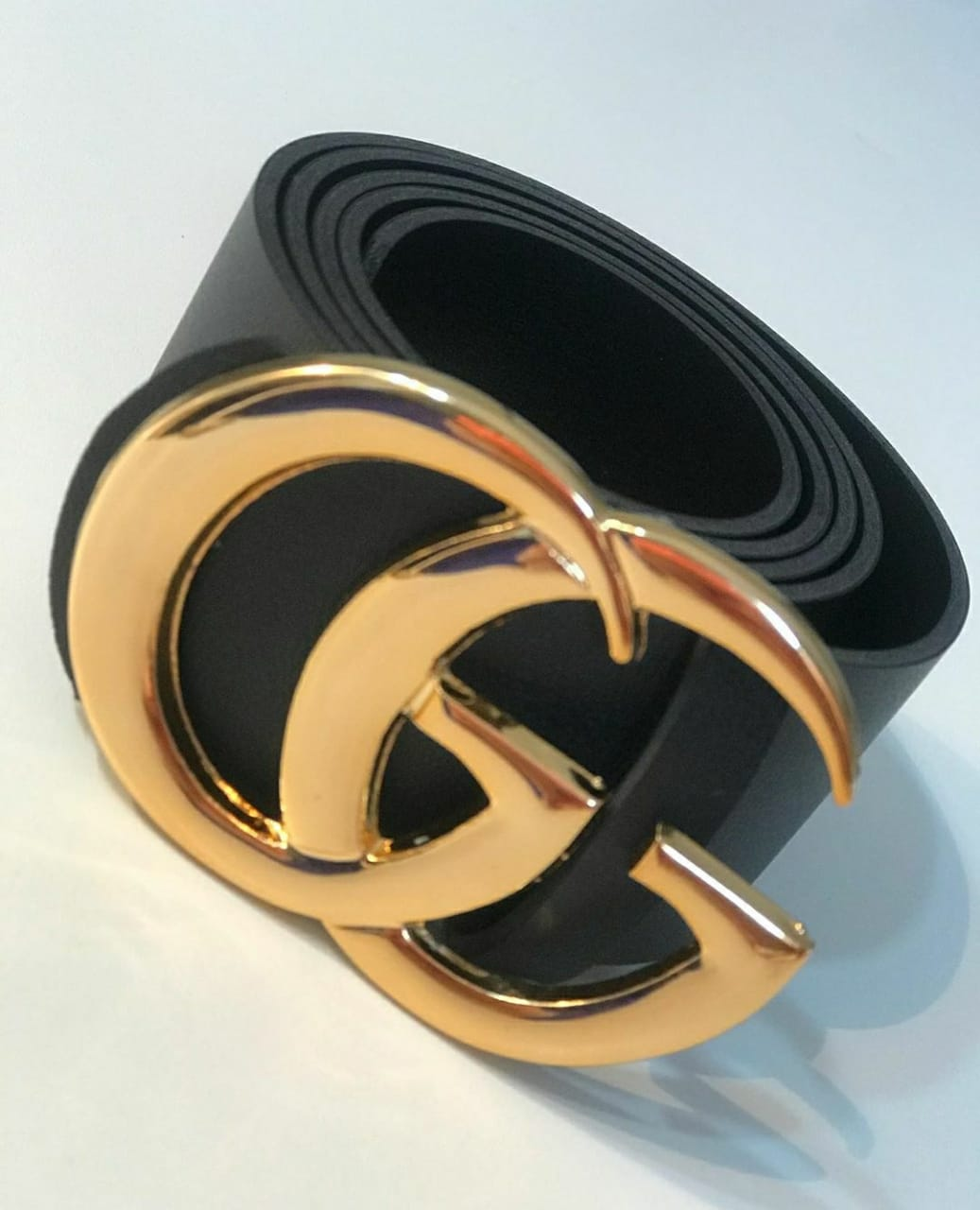 Cinto Inspired GUC Fivela Dourada NDD 02