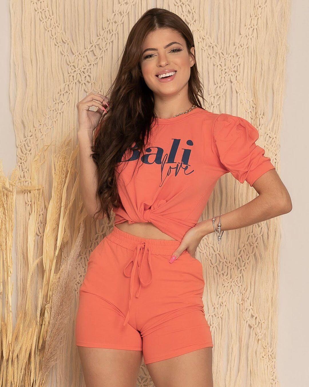 Conjunto Moletinho Bali Love MLL 330