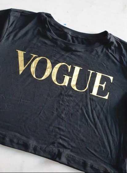 Cropped Vogue GBB 268