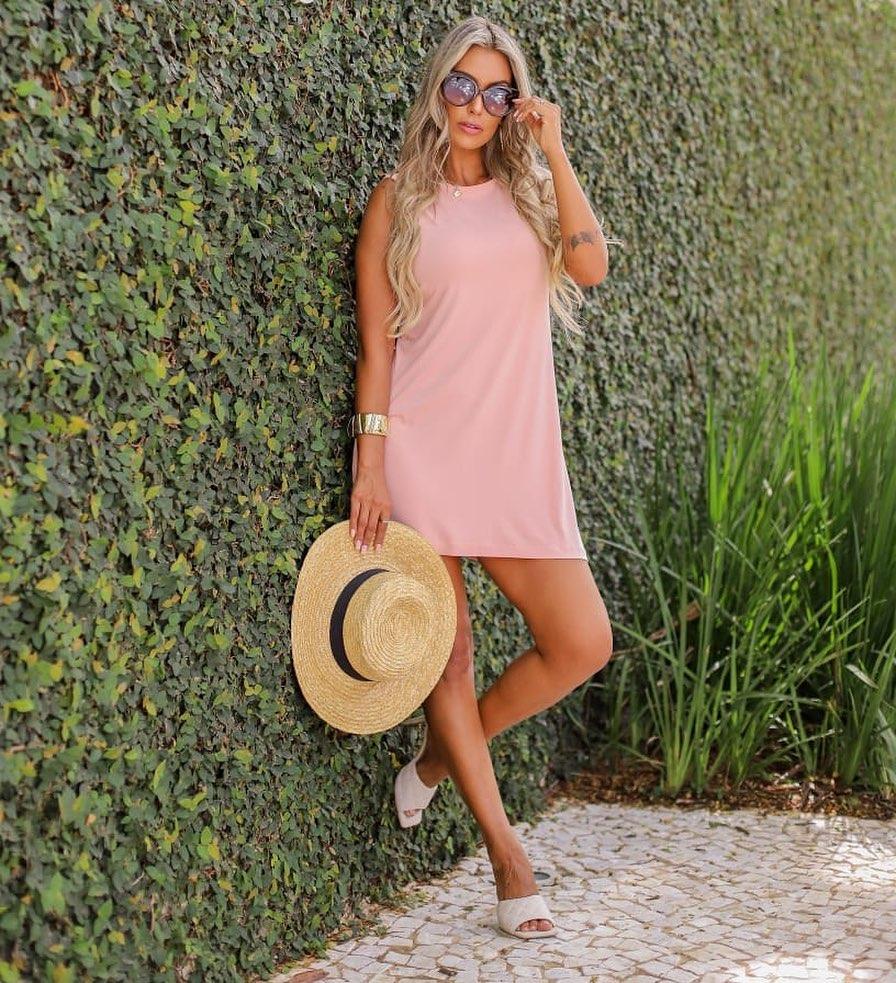 Maxi Blusa Vestido GBB 255