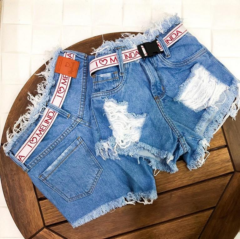 Shorts Jeans MLD 084