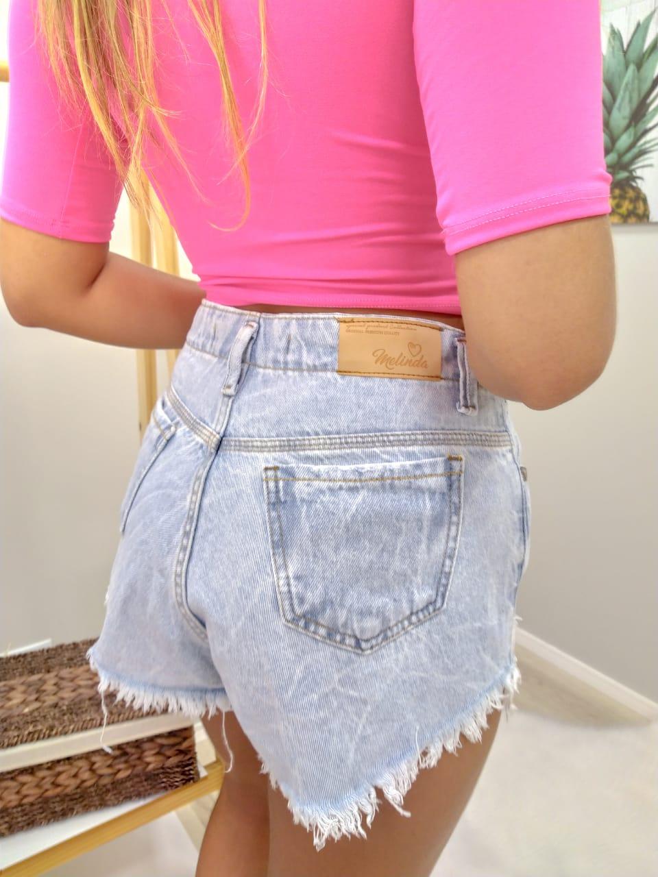 Shorts Jeans MLD 086