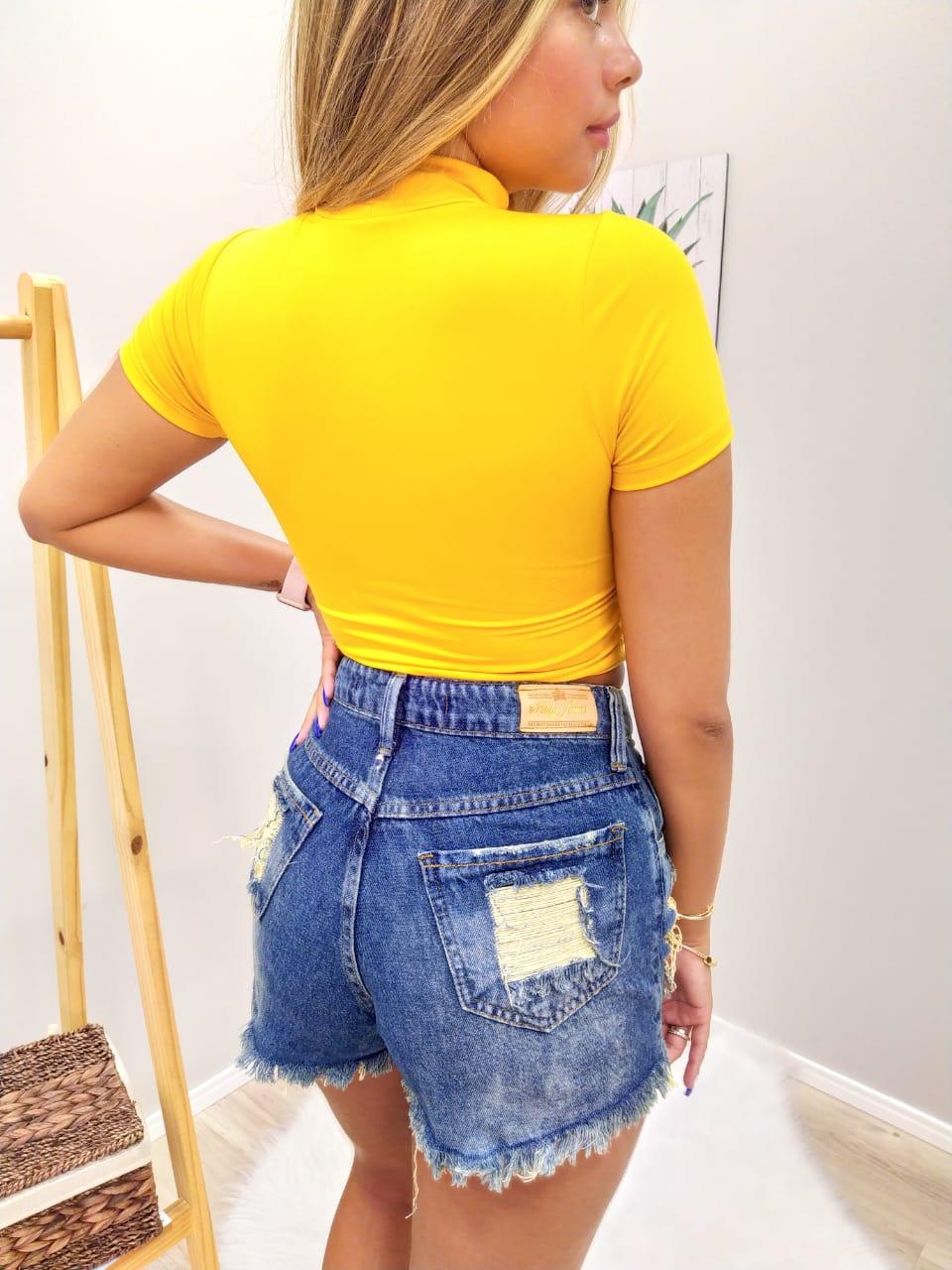 Shorts Jeans MLD 087