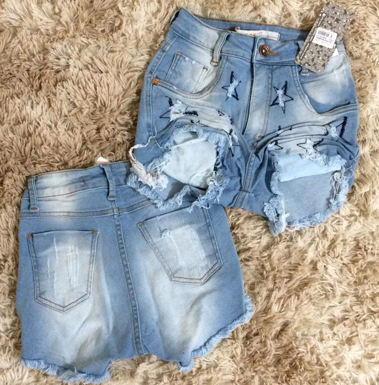 Shorts Jeans Mld 34