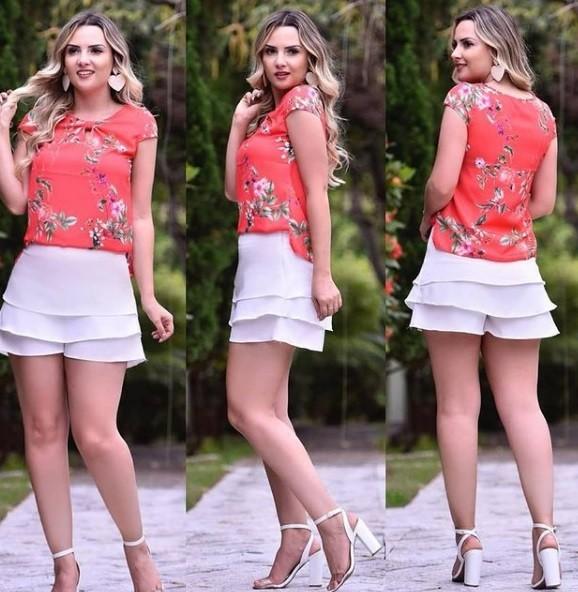 Shorts Saia Camadas VLC 01