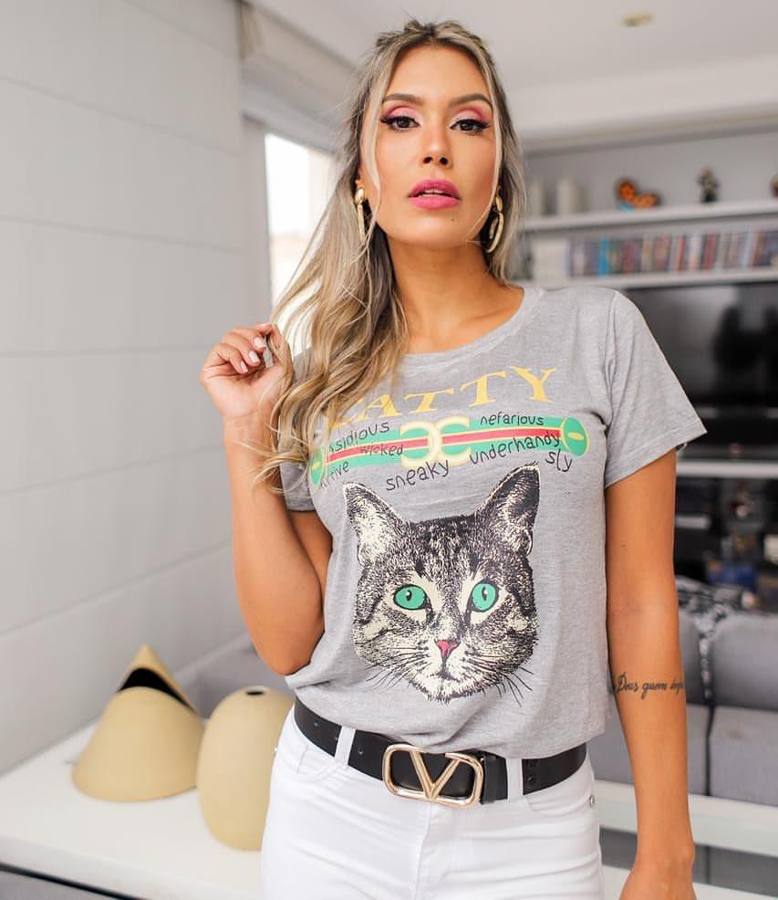 T-Shirt CATTY GBB 208