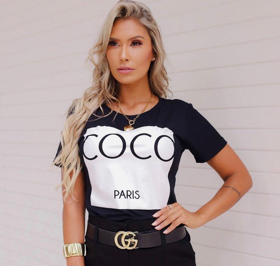 T-Shirt Coco Paris GBB 265