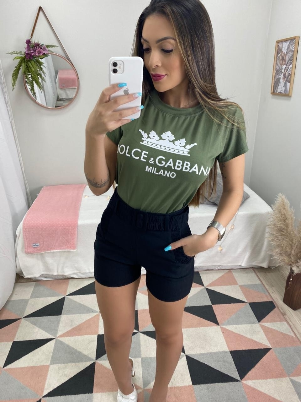 T-Shirt Dolce Gab NIU 17