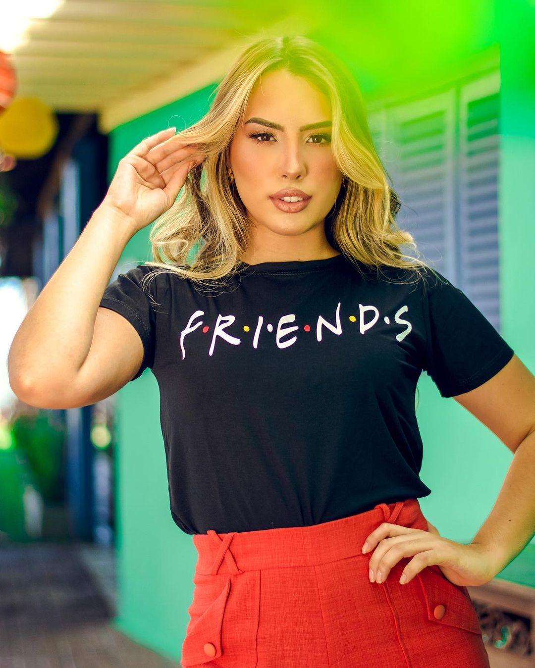 T-Shirt F.r.i.e.n.d.s GBB 156