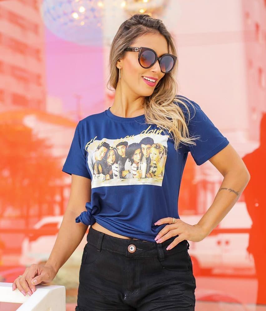 T-Shirt Friends How You Doin GBB 169