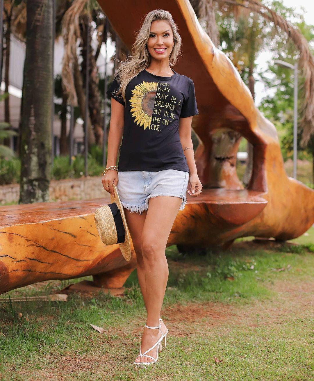 T-Shirt Girassol GBB 199
