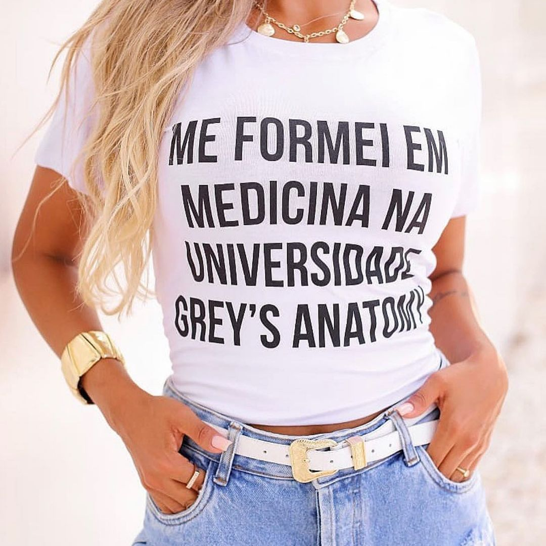 T-Shirt Grey´s Anatomy GBB 262