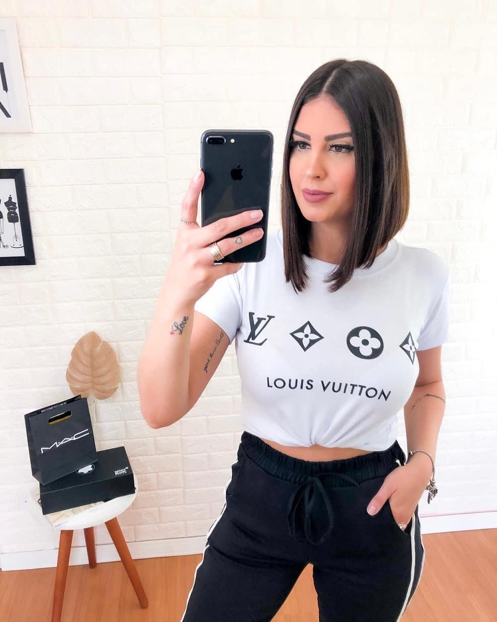 T-Shirt Louis Vuit NIU 08