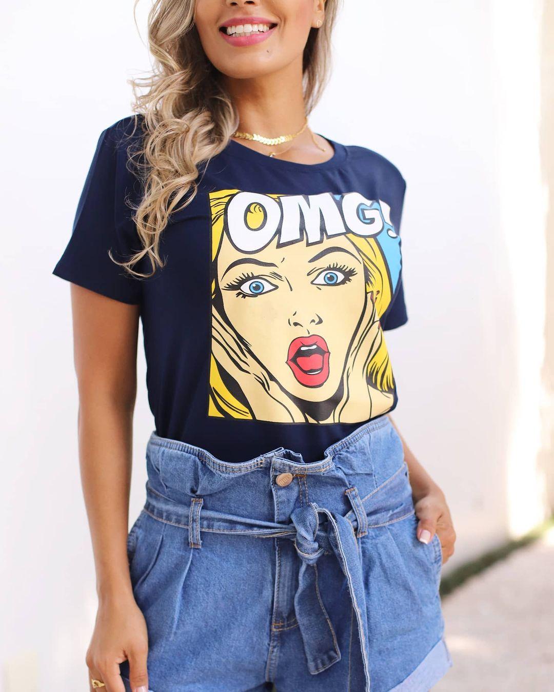 T-Shirt OMG GBB 212